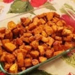 Cinnamon Glazed Sweet Potatoes